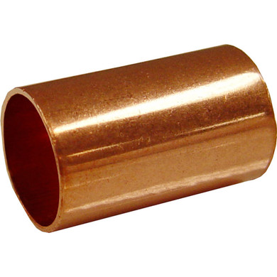 "3/4"" Copper Coupler"