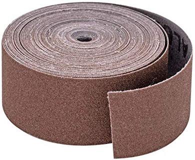 Emery Cloth 120Grit 1-3/8 x 5 Yards