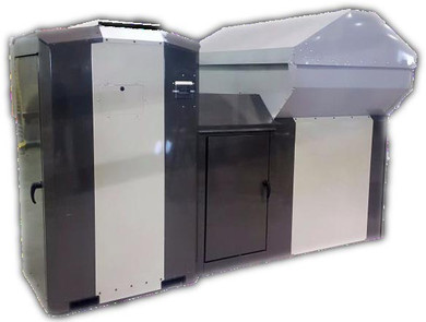LCB120 Wood Chip / Pellet Boiler