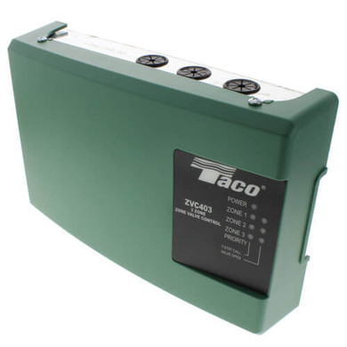 Taco - 3 Zone Valve Control Module with Priority