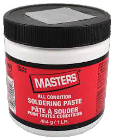454G Masters Solder Paste