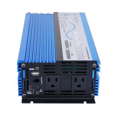 1000 Watt Pure Sine Power Inverter 12V DC
