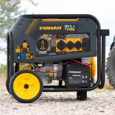 10000 Watt Dual Fuel Generator