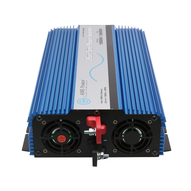 1200 Pure Sine Inverter with Transfer Switch