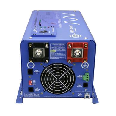1000 Watt Pure Sine Inverter Charger - 12 Volt
