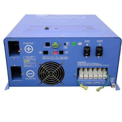 10000 Watt Pure Sine Inverter Charger - 48 Vdc / 240Vac Input & 120/240Vac Split Phase Output