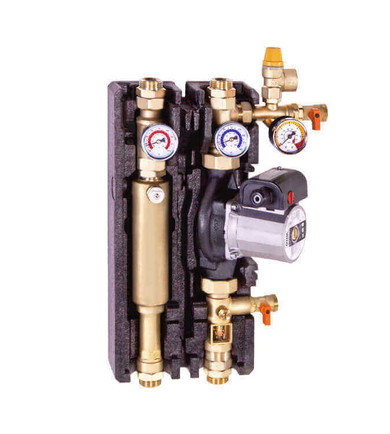 Caleffi Solar Pump Station NA255160 without Controller