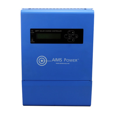 40 AMP Solar Charge Controller 12 / 24 / 36 / 48 VDC MPPT
