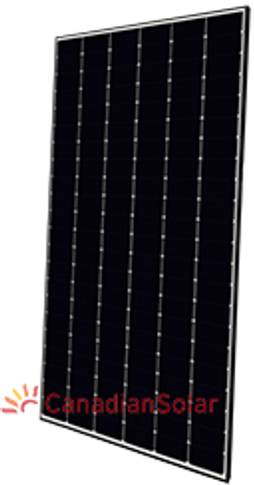 Canadian Solar 120c mono-cr split-cell, 1.35m leads with T4