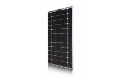 High Efficiency LG NeON® 2 BiFacial Module Cells: 6 x 12 Module efficiency 18.5% Connector Type: MC4