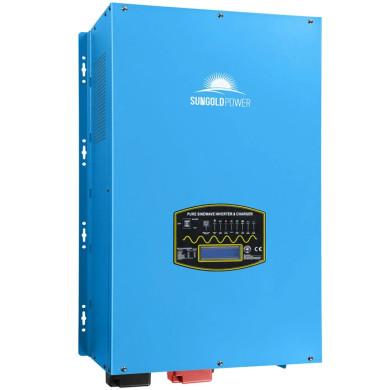 12000W 48V Split Phase Pure Sine Wave Solar Inverter Charger