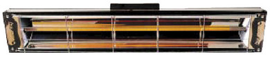 """BAH Infrared Electric Heater 24"""""""
