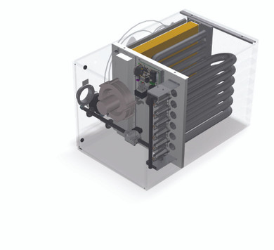 Mordine Gas Fired Heaters