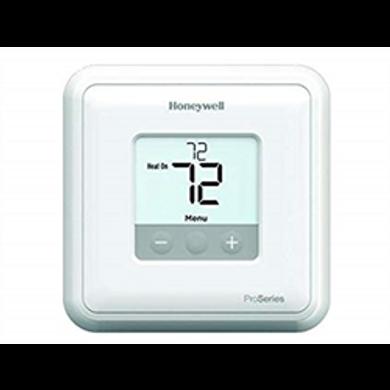 Honeywell Digital Heat Thermostat, 24 volt
