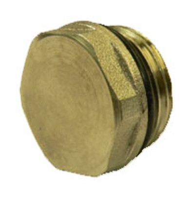 Manifold Plug, Coarse Thread