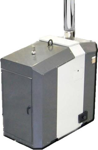 P&M EGR100 (Outdoor Wood Boiler)