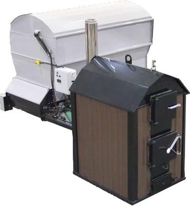 P&M B500 Chip / Pellet Burner
