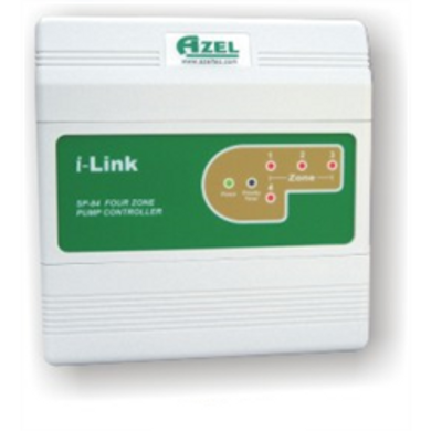 4 ZONE PUMP CONTROLLER W PRIORITY PROTECTION