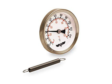 strap on thermometer