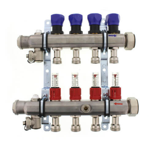 Viega 4 Loop Manifold