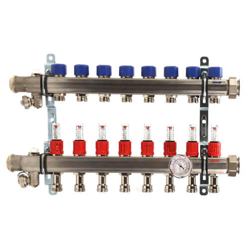 Viega 9 Loop Manifold