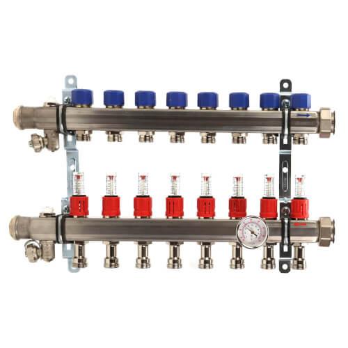 Viega 10 Loop Manifold