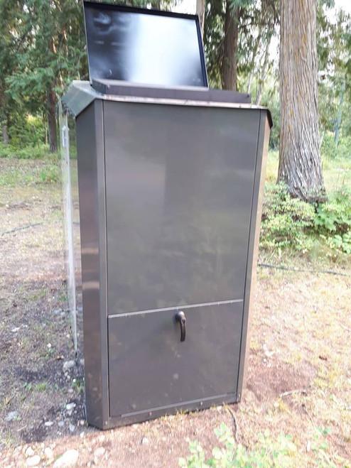 LPB120 Pellet Boiler
