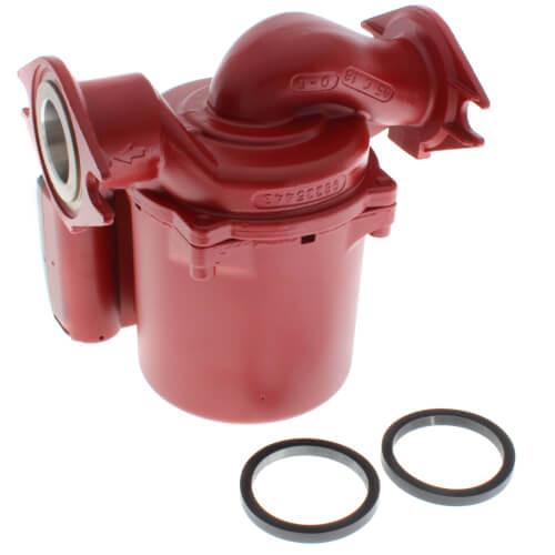 UPS15-55SFC Stainless Steel 3-Speed Circulator Pump, 1/12 HP, 115 V