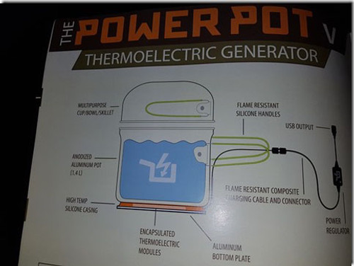 Power Pot V