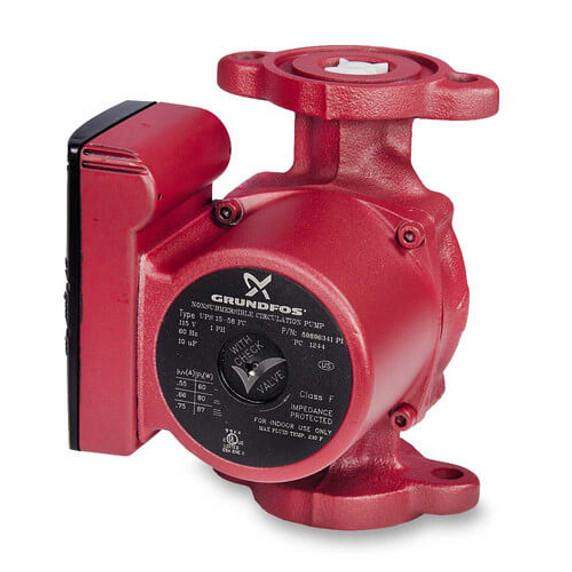 GrundFos UPS15-58FC, Single Pump