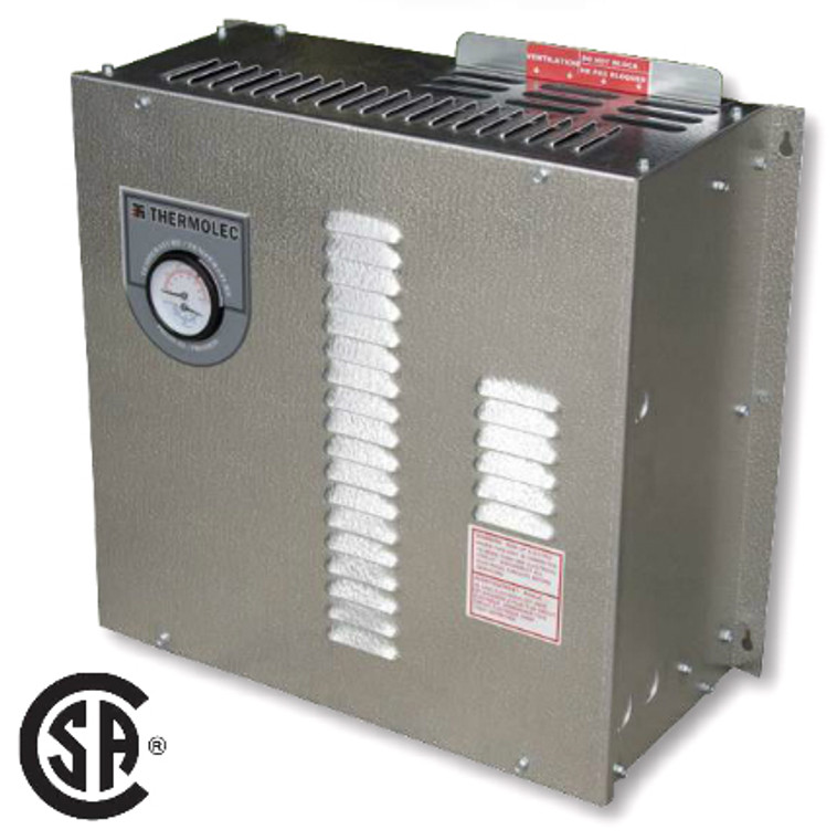 THERMOLEC 40 KW ELECTRIC BOILER 240V DUAL ENERGY