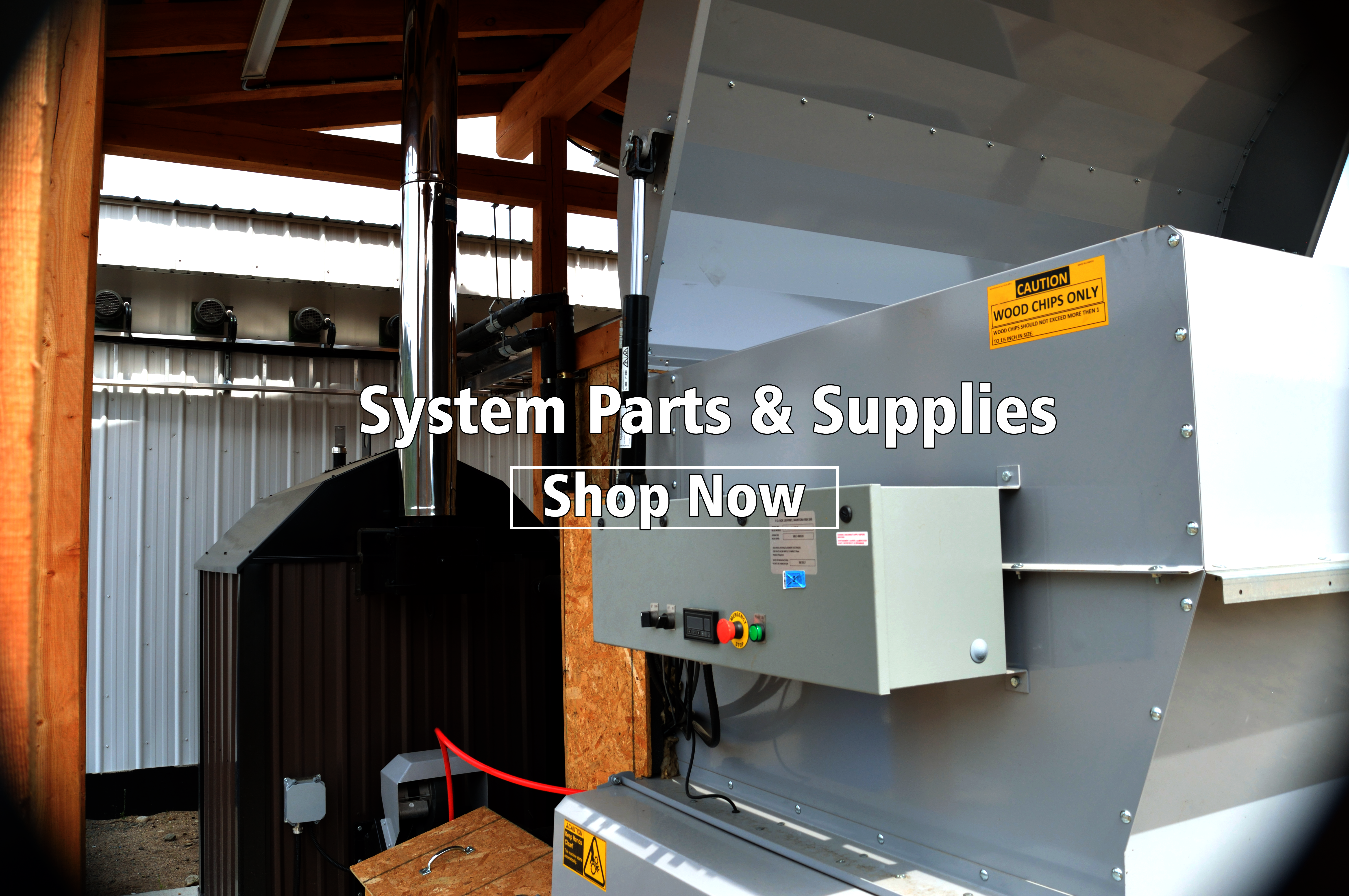 System Parts & Supplies
