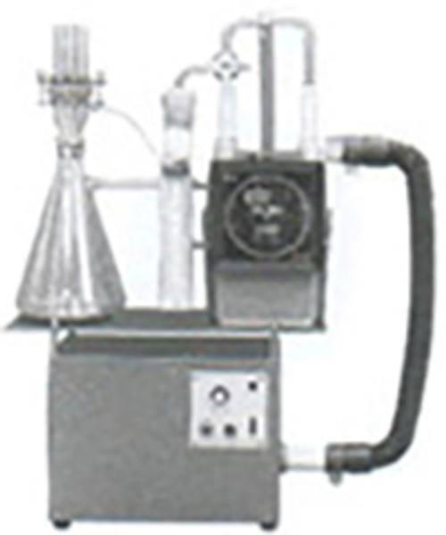 Permeability Tester (Particle Density Tester)