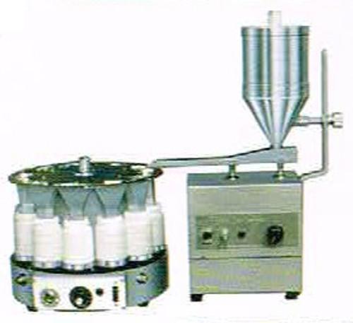 Rotating Sample Divider (Rotary Sampler)