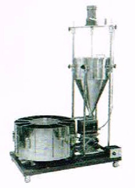 Large Rotating Sample Divider LRS