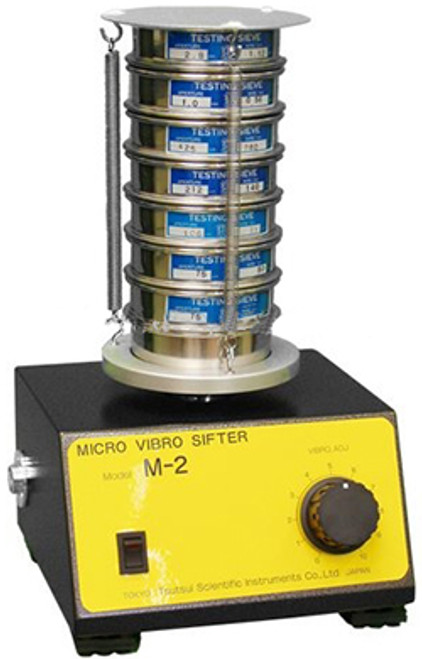Electromagnetic-Micro-Vibro-Sifter-M-2