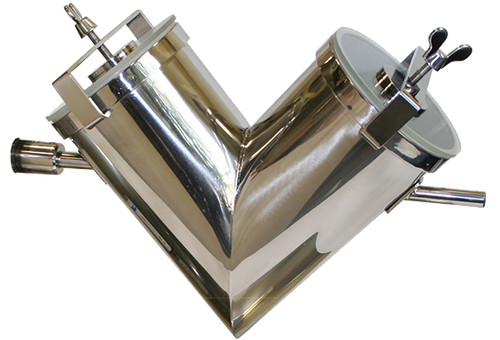 stainless vessel