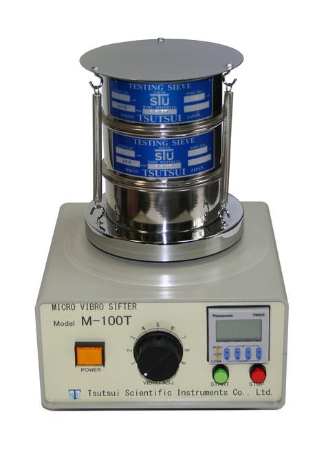 Electromagnetic vibrating sieve shaker M-100T