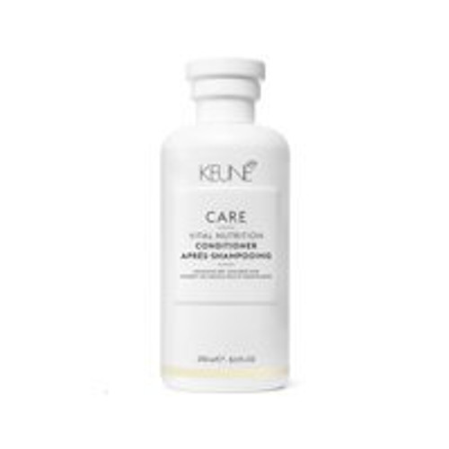 CARE VITAL NUTRITION CONDITIONER Nutri-Injection Technology re-energizes dull, lifeless hair. The smoothing formula detangles and adds shine. Strands are also protected from dehydration, environmental damages and harmful UV rays. The hair is left smooth, soft, shiny, and easy to detangle.