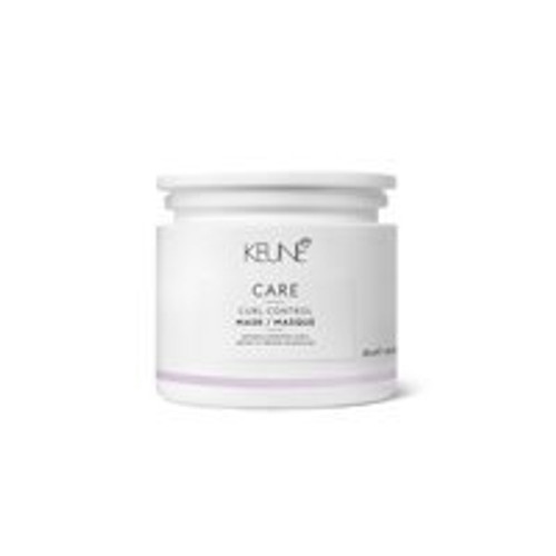 CARE CURL CONTROL MASK A luxurious mask that deeply moisturizes dry, curly hair. It adds shine, softness and bounce without adding weight to the hair. It also reduces frizz.