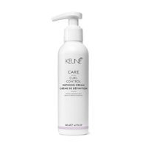 CARE CURL CONTROL DEFINING CREAM Like its name says, this rich cream defines curls, making them soft and shiny. It also reduces frizz and has a slight hold factor so the curls stay beautiful all day.