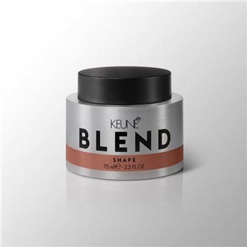 BLEND SHAPE The go-to texturizing cream for short, sweet hair. It's perfect for creating unique, funky 'dos. Change your mind? Your hair remains easy to restyle.