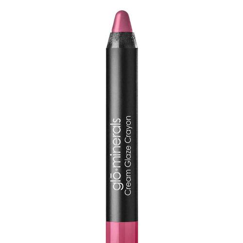 Glo Cream Glaze Lip Crayon - Dahlia