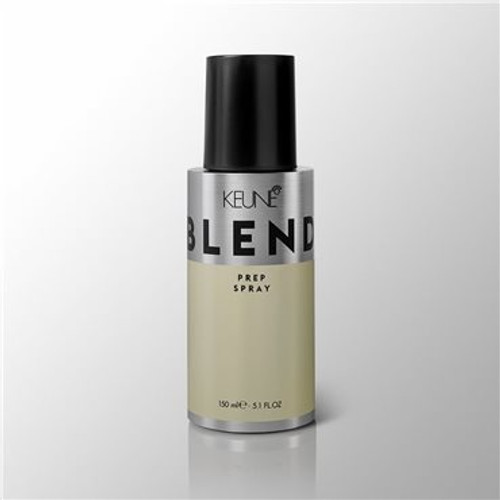 BLEND PREP SPRAY Using your flat iron, curling iron or blow dryer? Be sure to prep tresses first with this versatile spray. It not only protects hair from heat styling tools, but it also enhances the durability of your styling.