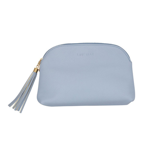 Bridgette Pouch in Powder Blue