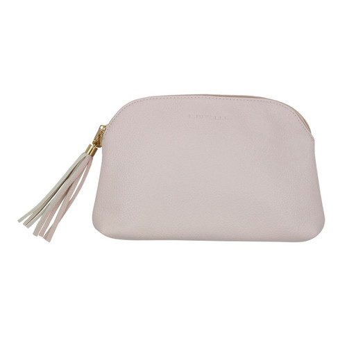 Bridgette Pouch in Blush Pink