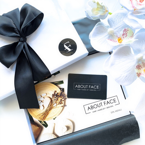 Select a beautifully wrapped voucher for an additional $5  Presented in a gorgeous gift box with a spa catalogue so your loved one can browse our large range of services and select a pamper treatment that suits them.