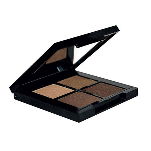 Eyeshadow Quad - Smokey Eyes Warm