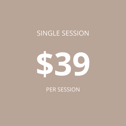 WEI ZONE - Single Session
