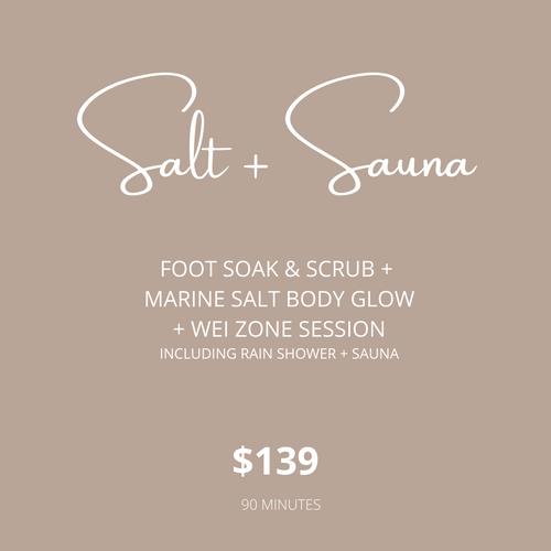 SALT + SAUNA